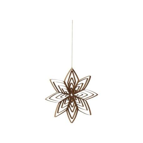 Ornament Ouilling - Paper - Ø 15 cm