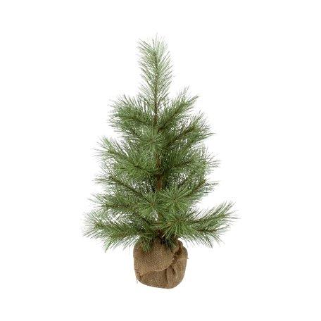 Pine tree - Green - Plastic