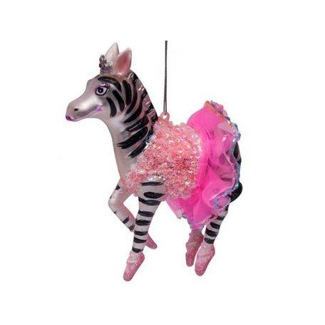 Kerst ornament - Zebra