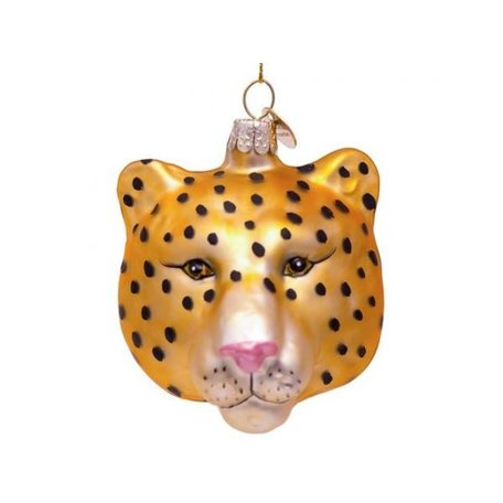 Christmas ornament - Panther head