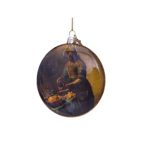 Kerst ornament - Melkmeisje