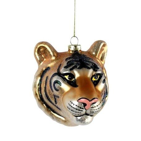 Christmas pendant - Tiger
