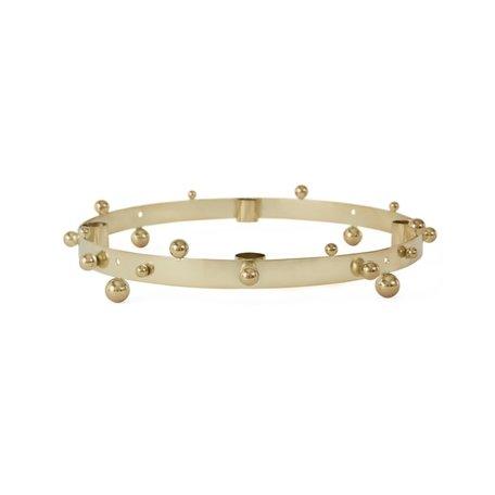 Pearl - Kandelaar - goud