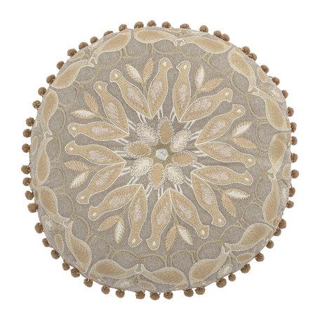 Round cushion - Sand - Ø 40 cm