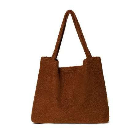 Bag Boucle - Cacao