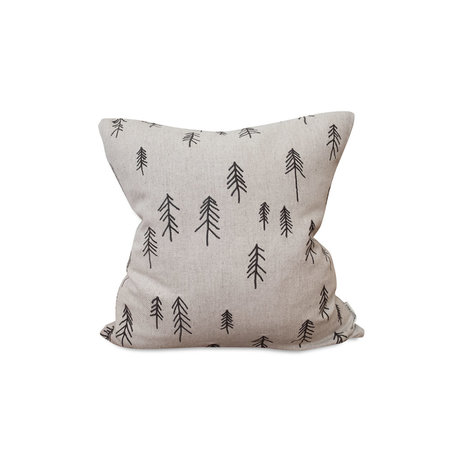 Cushion cover Tall - Linen