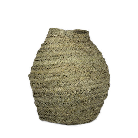 Essaouira seagrass vase / basket