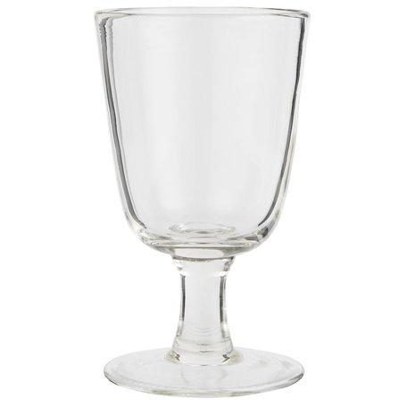 Wineglass on foot - White wine