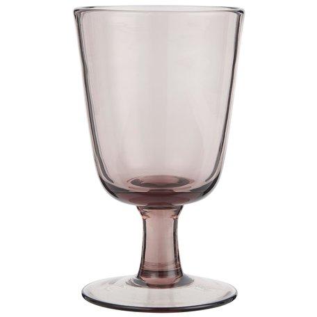 Wineglass on foot / Malva - White wine