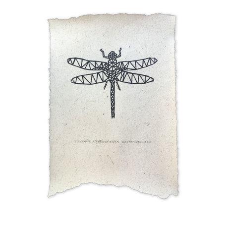 Olifantenpoep poster - Libelle