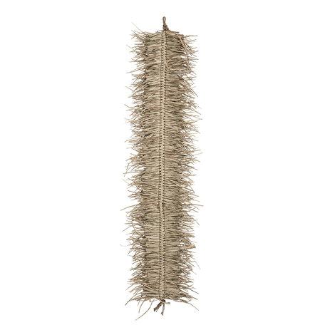 Zeegras wandhanger - Ismini