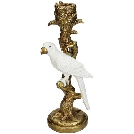 Modern art candlestick - Vogel