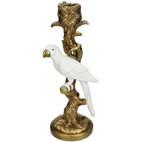 Moderne kunst kandelaar - Vogel