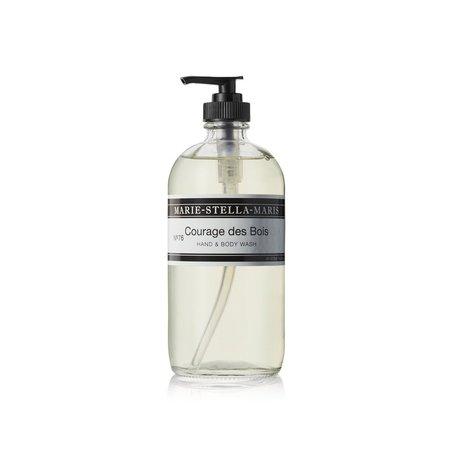 Hand & Body wash - Courage de Bois - 470 ML