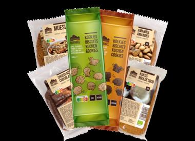 Koeken/Wafels/Chocolade