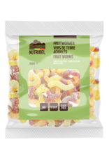 Fruit worms / Gomme fruitée bio 100g