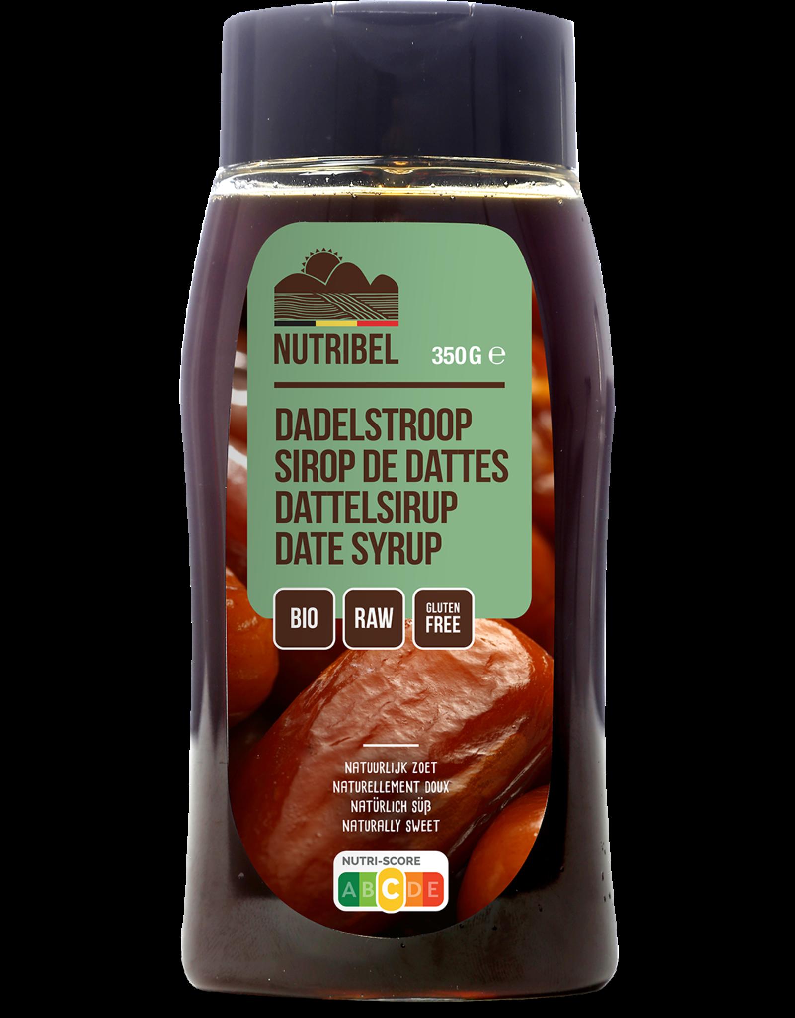 Nutribel Dadelstroop bio 350g