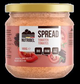 Tomaten spread bio & glutenvrij 180g