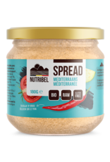 Mediterraans spread bio & glutenvrij 180g