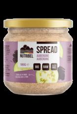 Aubergine spread bio 180g