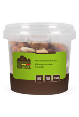 Mélange de noix et fruits bio 190g