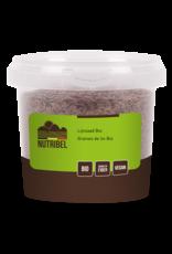 Nutribel Graines de lin bio 200g
