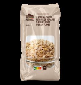 Flocons 5 céréales bio 500g