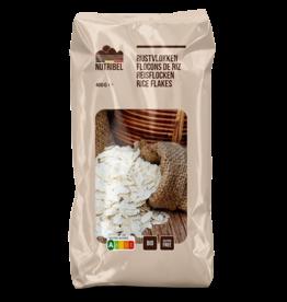 Flocons de riz bio & sans gluten 400g