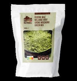 Groene mix bio & raw 200g
