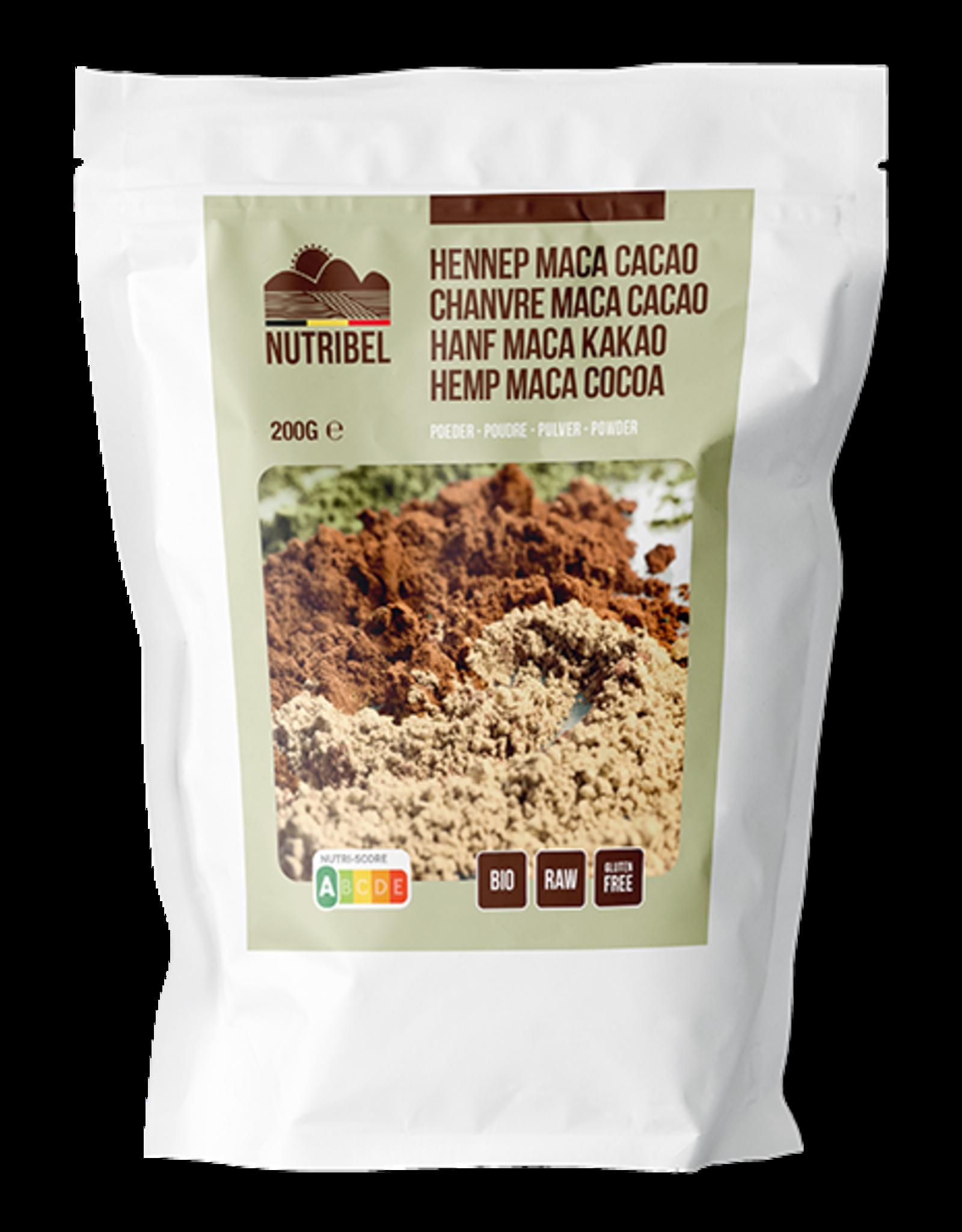 Nutribel Energy mix bio & raw 200g