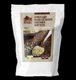 Graines de chanvre pelées bio & raw 200g