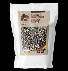 Graines de chia bio & raw 200g