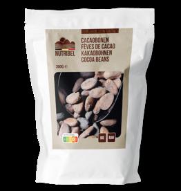 Fèves de cacao bio & raw 200g