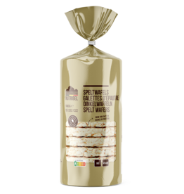 Galettes d'epeautre ss bio 100g
