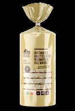 Nutribel Rijstwafels zz bio & glutenvrij 100g