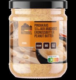 Pâte aux arachides bio 250g