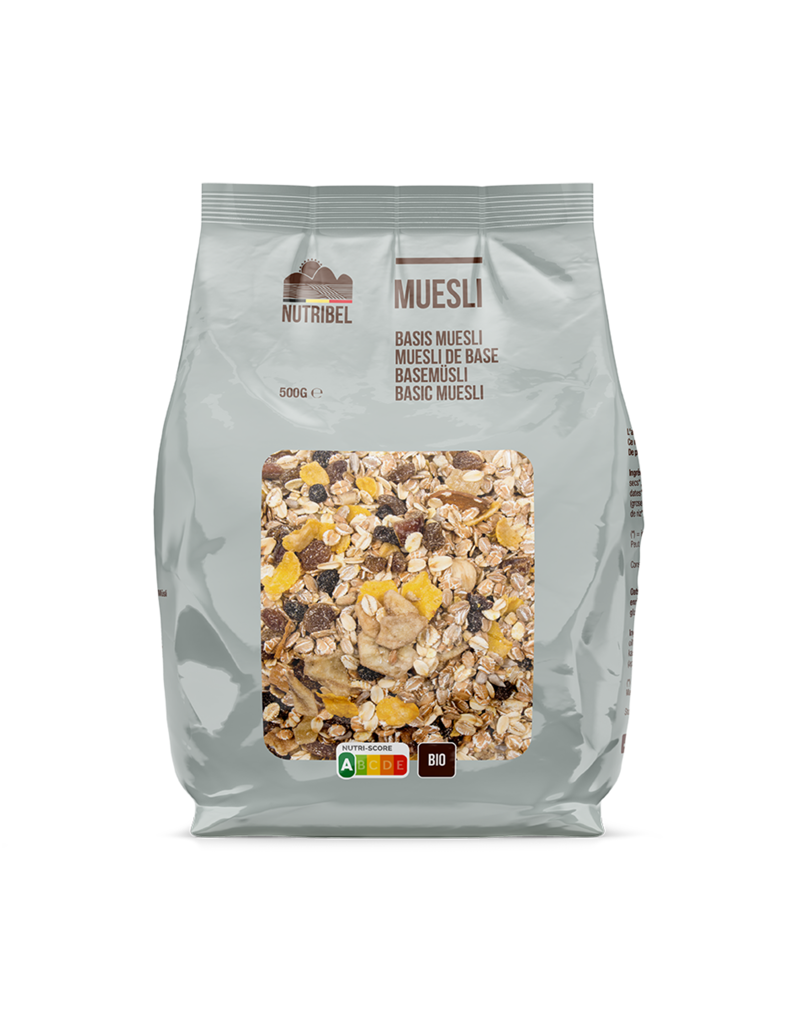 Nutribel Muesli base bio 500g