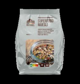 Muesli d'avoine superfoods bio & sans gluten 400g