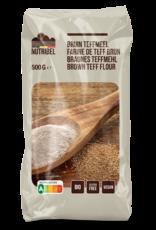 Nutribel Teffmeel bio & glutenvrij 500g