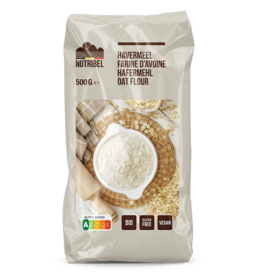 Farine d'avoine bio & sans gluten 500g