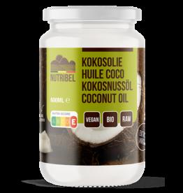 Kokosolie extra vierge bio 600ml
