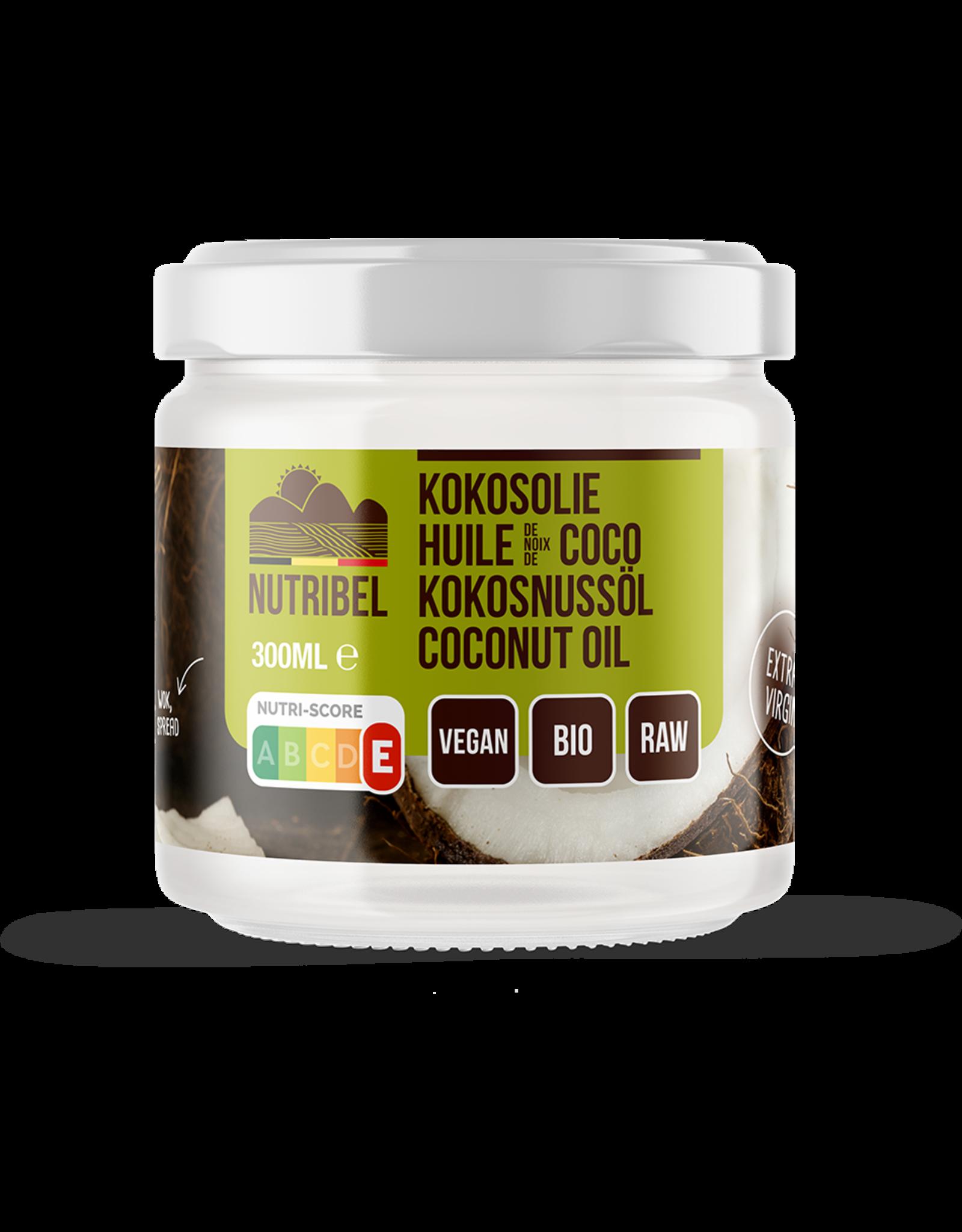 Nutribel Kokosolie extra vierge bio 300ml