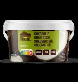 Huile de noix de coco inodore bio 2500ml
