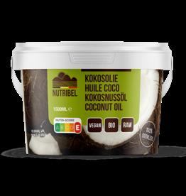 Huile de noix de coco inodore bio 1500ml