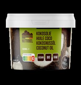Huile de noix de coco inodore bio 500ml