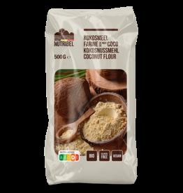 Kokosmeel bio & glutenvrij 500g