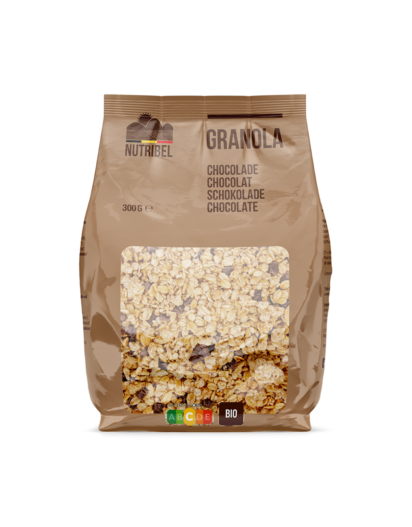 Nutribel Granola chocolade bio 300g