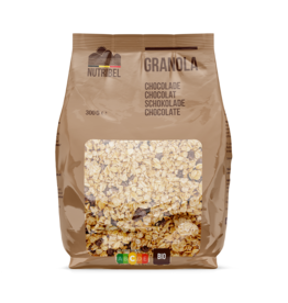 Granola chocolade bio 300g