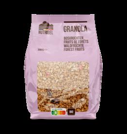 Granola fruits des bois bio 300g