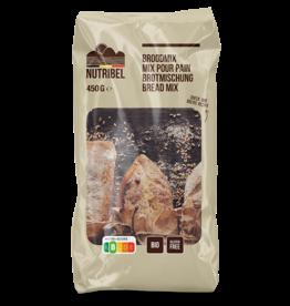 Pain mix riche en fibres bio & sans gluten 450g